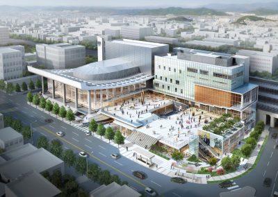대구시민회관 리노베이션 개발사업