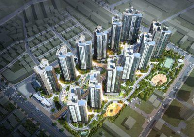 인천 주안 7구역 주택재건축 정비사업